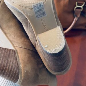 Nine West Shoes - Nine West Suede fringed booties